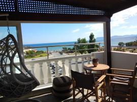 Villa Naias, hotel near Golden Beach, Kato Daratso