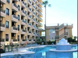 New Apartment Ronda 4 first beach line