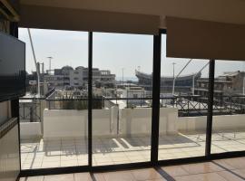 Faliro bay sunny penthouse