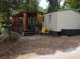 Mobile Home, Camping Le Dattier, Frejus