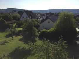über den Dächern von Neheim
