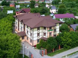 Hotel Dom Uchenykh, hotel near Vityaz Skating Arena, Podolsk