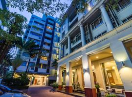 Asoke Residence Sukhumvit by UHG: Bangkok'ta bir otel