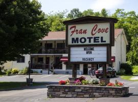 Fran Cove Motel, motel in Lake George