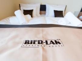 Bier-Lak Apartman House 71, hotel Balatonlellén