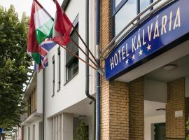 Hotel Kálvária Superior