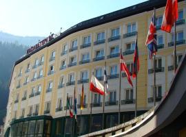 Hotel Elisabethpark, Hotel in der Nähe von: Knappenlift, Bad Gastein