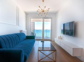 Apartament SAILOR z widokiem na morze - Nadmorski Luksus