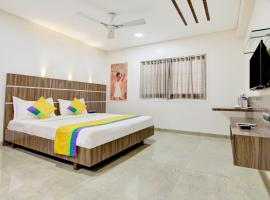 Treebo Trend Lalaji Executive, room in Aurangabad