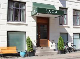 Saga Hotel, hotel in Copenhagen