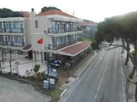 Etap Altinel Cam Hotel, מלון באייבאליק