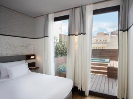 Praktik Èssens, accessible hotel in Barcelona
