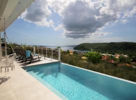 Villa with sea view and pool (MQAA16)