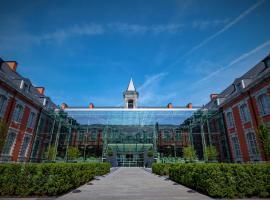 Royal Hainaut Spa & Resort Hotel