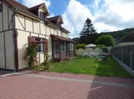 Gîte Le Petit Chalet, hotel in Étretat