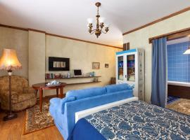 Art-Hotel Chalet Apartments