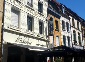 Hôtel Restaurant L'Industrie