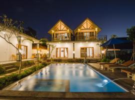 Pi Karya Beach, отель в городе Нуса-Пенида