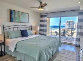 Regency Towers - beachfront condo