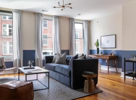 Prime 2BR/2BA Apartment Near The Liberty Bell
