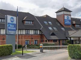 Best Western Nottingham Derby, hotel in Long Eaton