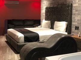 Intimisimo Suites Autohotel Av Allende