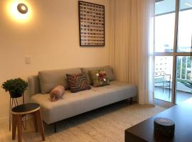 Apartamento Decorado na Vila Madalena