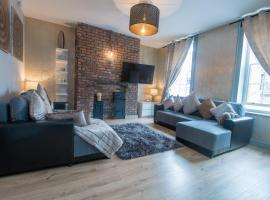 Liverpool City Centre Luxury Apartments
