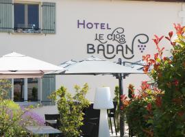 Hôtel Le Clos Badan