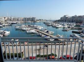 ATHENS RIVIERA SEA VIEW APARTMENT