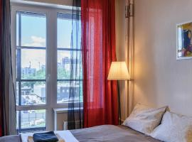 Apartment on Pulkovskoe Shosse 14