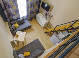 URoom ApartHotel на Первомайской, апартаменты/квартира в Москве