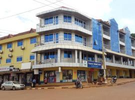 Hotel Dot Com Entebbe
