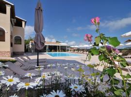 Makris Apartments Arillas Corfu