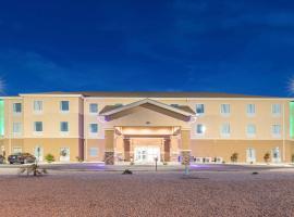 Quality Inn & Suites, hotel v destinaci Carlsbad