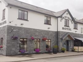 Coach House Hotel Sligo, hotel a Ballymote