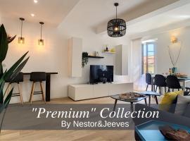 Nestor&Jeeves - PARADISE N°5 - Hyper center - By sea - Luxury street, luxury hotel in Nice