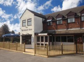The Station Restaurant & Bar, hotel in Doncaster