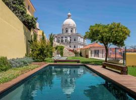 Apartamentos Tandem Palacio Alfama, Ferienwohnung in Lissabon