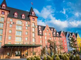 Hotel Krønasår, Europa-Park Freizeitpark & Erlebnis-Resort