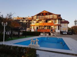 Elite Villa , on the Shores of the Herastrau Lake