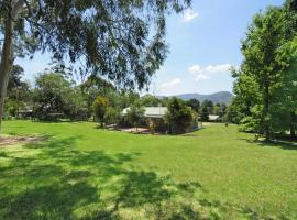 Valley Haven - 3 bedrooms close to the village!, hotel in Kangaroo Valley