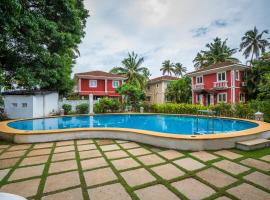 Aspire Orchard 3Bhk Villa~Pool~Calangute