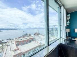 Harbor Steps Seascape Suite - 2 Bed 2 Bath Holiday home in Seattle