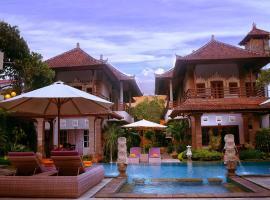Puri Sading Hotel, hôtel à anur