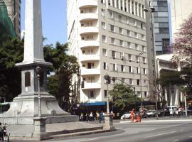 Brasil Palace Hotel, hotel in Belo Horizonte