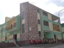 Residencial Vitoria – hotel w mieście Ponta do Sol