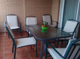 Apartamento lujo en Canet d'en Berenguer (Valencia), hotel in Canet de Berenguer