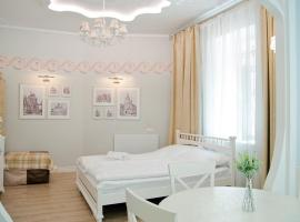 Deluxe appartment in the city center