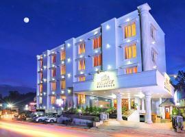 Hotel Welbeck Residency, hotel in Ooty